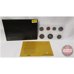 RCM Uncirculated Coin Set 2005