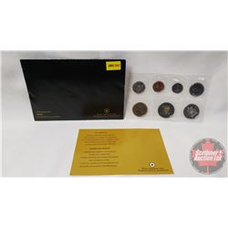 RCM Uncirculated Coin Set 2008