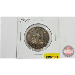 Canada Silver Dollar 1949