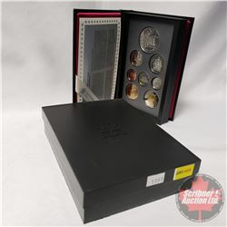 RCM Double Dollar Proof Set 1996 with Toonie