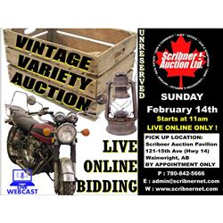 3 DAY : COIN, ANTIQUE, COLLECTOR & VINTAGE VARIETY AUCTION : FEB 12-13-14 : 2021 LIVE ONLINE ONLY
