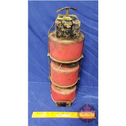 """Stack of 3 Flare Pots (18""""H)"""