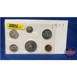 Canada Uncirculated Coin Set 1973