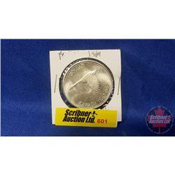 Canada Silver Dollar: 1967