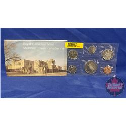 Canada Uncirculated Coin Set 1973