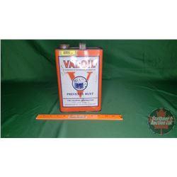"""Val-Oil Tin (9-3/4"""" x 7"""" x 4"""")"""