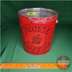 "Norse Coffee Pail (No Lid) (8-1/2""H x 8""Dia)"