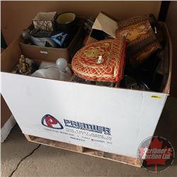 Cardboard Crate Lot: Vintage Variety (Bulk Buy)