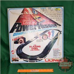 Power Passers Complete Control Racing System Toy (Slot Cars) Made by Lionel