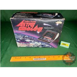 Radio Shack Astro Command Electronic Game