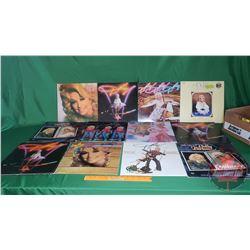 Box Lot: Dolly Parton Albums (12) (See Pics)