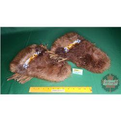 Beaver Pelt Mitts