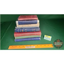 Antique Books (Bedtime Stories, Dictionaries, etc)