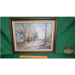"""""""October Splendor"""" by Mitch Keirstead Print (Autographed) 454/825 (See Pics)"""