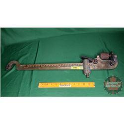 """Fairbanks Brass Scale (26""""W)"""