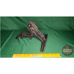 Antique Saw Set Vise Tool