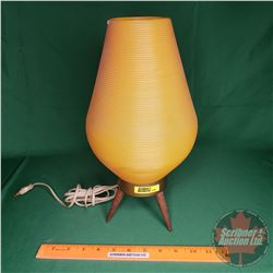 """Retro Mid Century Desk Lamp (14""""H)"""