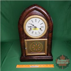 "Mantle Clock (8 Day / 30 Hour) (19""H)"