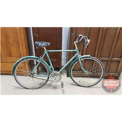 "John Deere 3 Speed Pedal Bike (41""H x 68""L)"