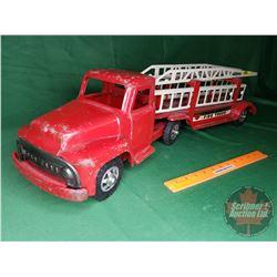 "Buddy L Fire Truck / Trailer Extension Ladder (29""L x 7""H)"