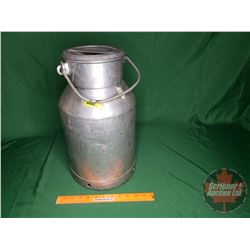 """Milk Can (17-1/2""""H)"""