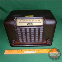 """Arcadia MacLeods Radio (7-1/2""""H x 11""""W x 6""""D)"""