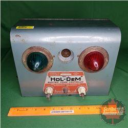"Hol-Dem Electric Fence Controller (9""H x 11""W x 6""D)"