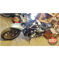 Motorbike : 1984 Suzuki GS1150EF (Not Running - Project Bike - No Key)