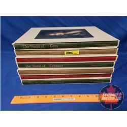 Time Life Collection of Art Books (7) with Dust Jackets