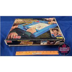 Wayne Gretzky's Rocket Hockey Game by Mattel