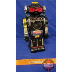 "Omni 2 Model B Toy Robot (10"") by Newbright (untested)"
