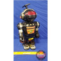 """Robotron RT-2 Toy Robot (16"""") by Newbright (untested)"""