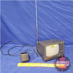 "Portavision TV by Realistic (5"" Screen)"