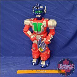 "Turbo Toy Robot (16"") works"