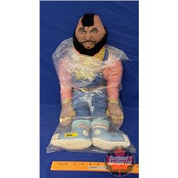 """Mr. T. Plush Doll  (24"""" Tall)"""