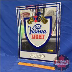 "Old Vienna Light On Tap - Plexi Glass Mirror (15"" x 19"")"