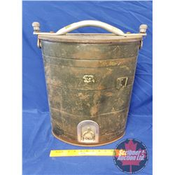 """WWII Military Cooler (19""""H)"""