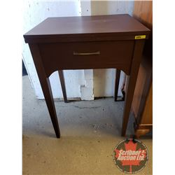 """Sewing Machine Table (31""""H x 22""""W x 18""""D)"""