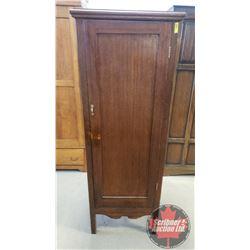"""Small Closet/Wardrobe (68""""H x 24""""W x 20""""D)"""