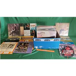 84 Record Albums (LP's) (Country & Western) (Incl: Gene Hooper, Slim Whitman, Don Messer, etc)