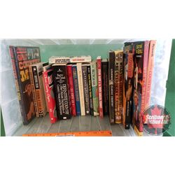 Tote Lot: Country Music Books (22) Incl: Giants of Country Music, Legends of Classic Country, Will t
