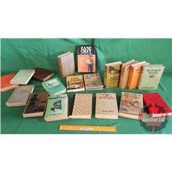Box Lot: Old Zane Grey Hardcover Books (19)