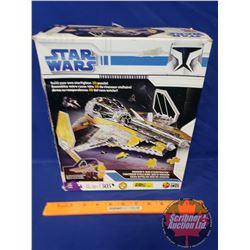 """Star Wars 3D Puzzle (NIB) """"Anakin's Jedi Starfighter"""""""