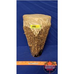 Bongo Drum (Hide Construction) 12""