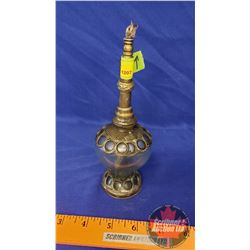 "Jeweller/Barber Alcohol Lamp (No Chimney) (6-1/2""H)"