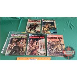 BEN BOWIE and his MOUNTAIN MEN – DELL COMICS (5): The Way of the Savage #13 c.1957; The Treacherous
