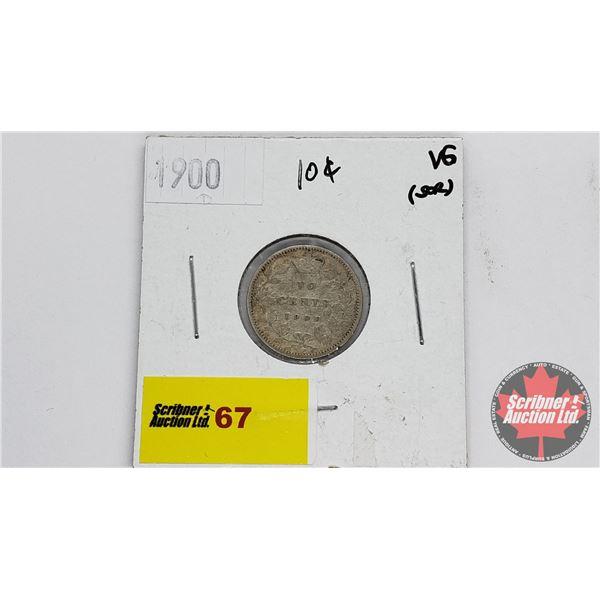 Canada Ten Cent 1900