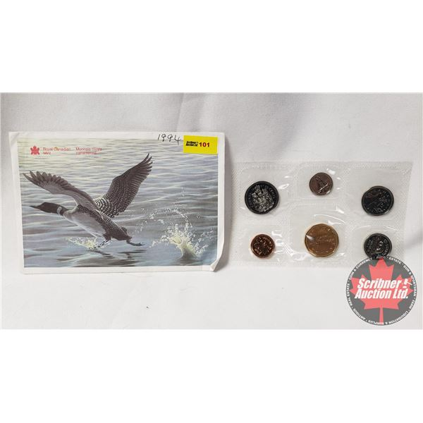 RCM Uncirculated Year Sets : 1994