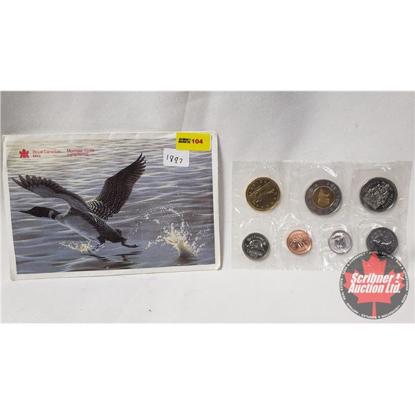 RCM Uncirculated Year Sets : 1997