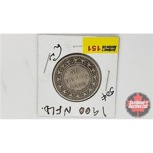 Newfoundland Fifty Cent 1900